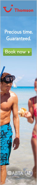 Thomson All Inclusive Holidays 2014