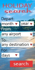 Tui Holiday search